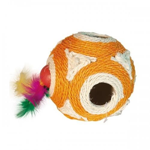 Pelota rascador color Naranja