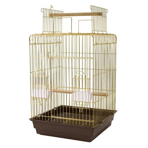 Kit de 2 jaulas Lecce para pájaros