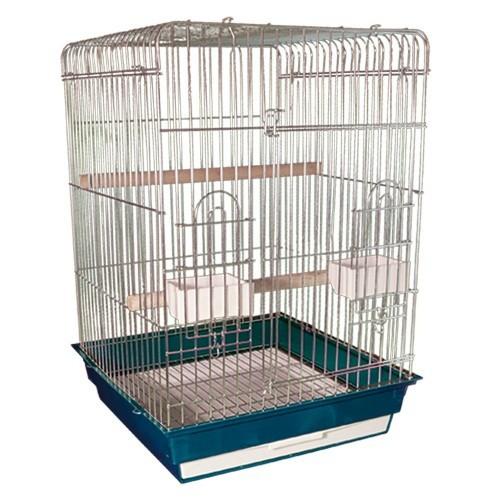 Kit de 2 jaulas Ancona para pájaros