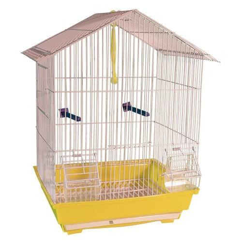 Kit de 4 jaulas Parma para pájaros