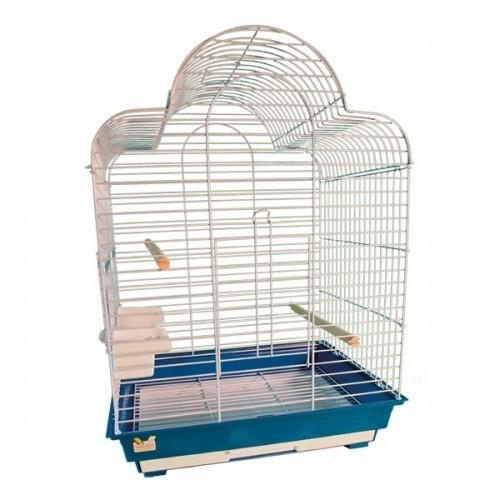 Kit de 2 jaulas Bologna para pájaros