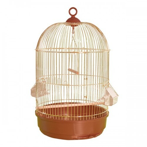 Kit de 2 jaulas Piacenza para pájaros