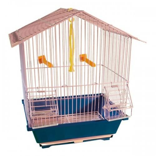Kit de 4 jaulas Asti para pájaros