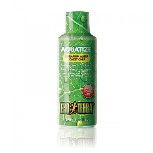 Tratamiento químico para el agua Exo-Terra Aquatize
