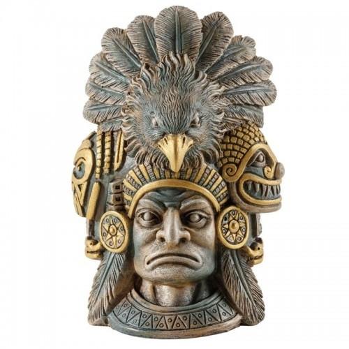 Figura azteca Exo-Terra Eagle Knight Hide para terrarios