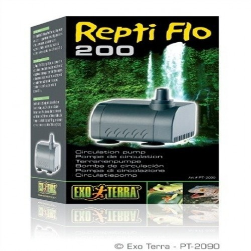 Bomba de circulación Exo-Terra Repti Flo 200 para terrarios