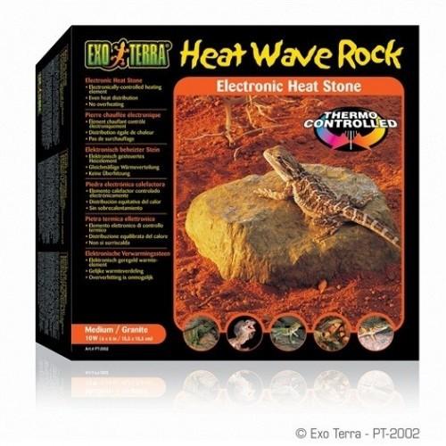 Roca calefactora Exo-Terra color Marrón