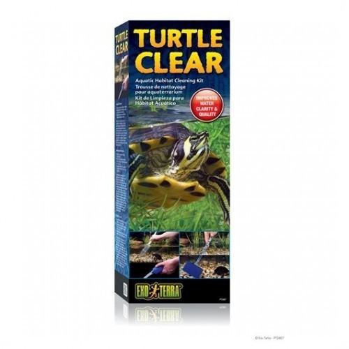 Kit de limpieza hábitat acuático Exo-Terra