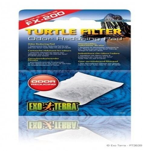 Almohadilla reductora de olores recambio FX200 Exo-Terra