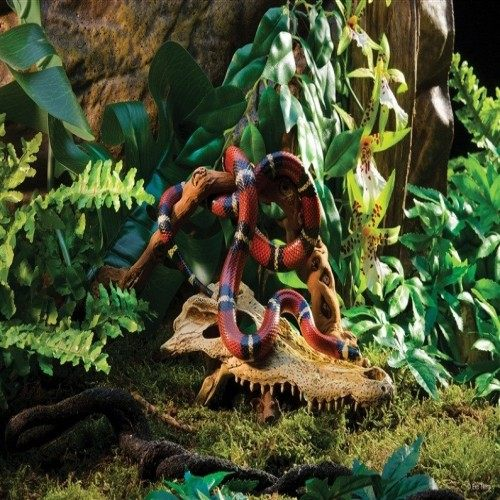 Refugio Crocodile skull Exo-Terra