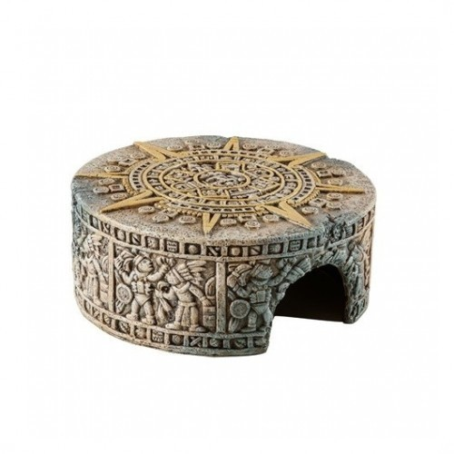 Exo-Terra Cueva Calendario Azteca Peq