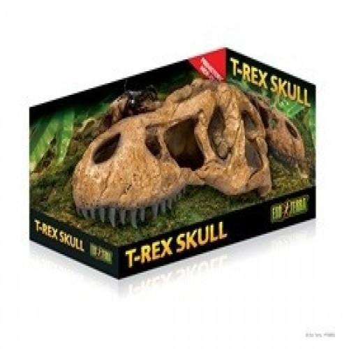 Refugio cráneo T-rex Exo-Terra