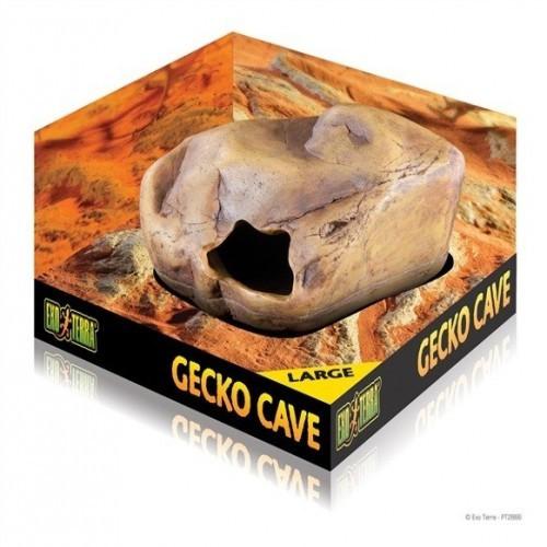 Cueva para geckos Exo-Terra grande