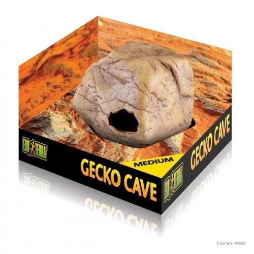 Cueva para geckos Exo-Terra mediana