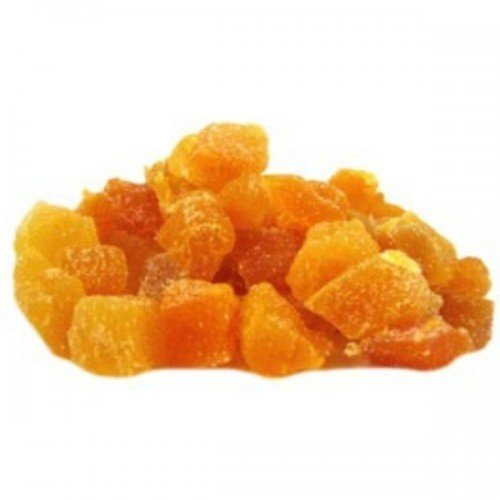 Snack de fruta deshidratada para petauros sabor Mango y papaya