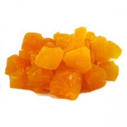 Snack de fruta deshidratada para petauros sabor Mango