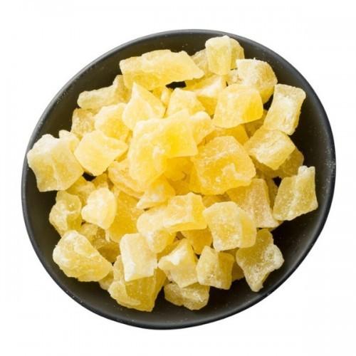 Snack fruta deshidratada para petauros sabor Piña