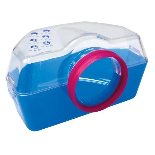 KIT recambio de casetas para roedores color Azul