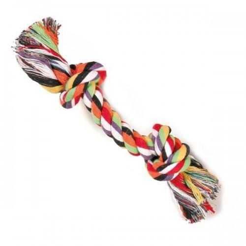 Tirador en forma de nudo algodón color Multicolor