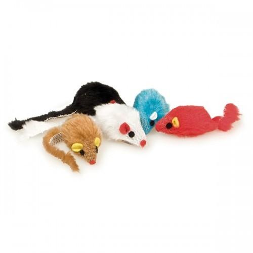 Pack de 100 ratones de colores surtidos color Variado