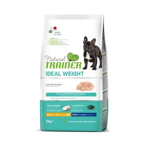 Natural Trainer Ideal Weight Mini Carne blanca