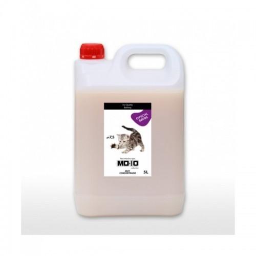 Champú especial para gatos olor Neutro