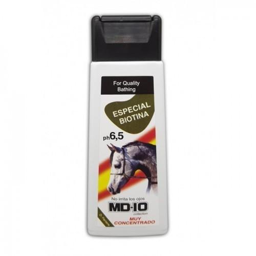 Champú con Biotina para caballos olor Neutro