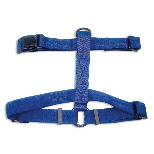 Arnés nylon para perros color Azul