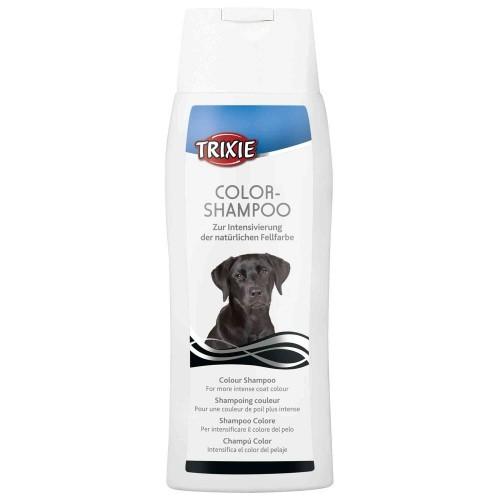 Champú colores oscuros para perros olor Neutro