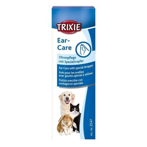 Cuidado de orejas y oídos para mascotas