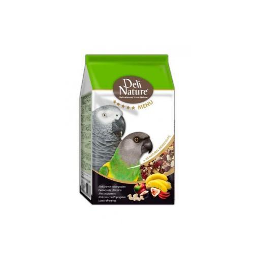 Mixtura para Loros Africanos Menú 5* sabor Neutro
