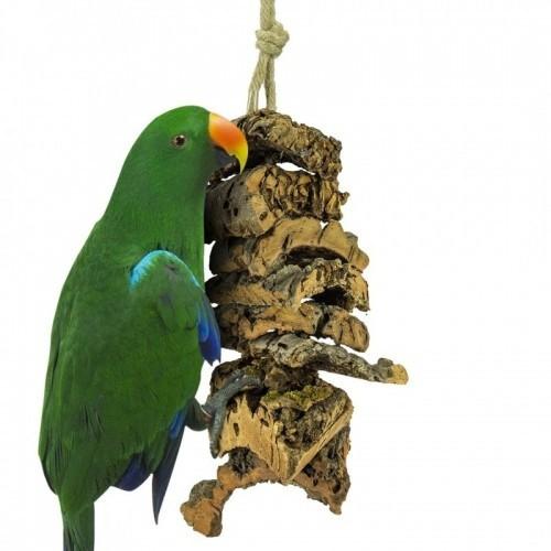Torre para loros Cool Parrot material 100% natural