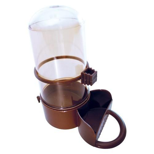 Dispensador de agua para aves