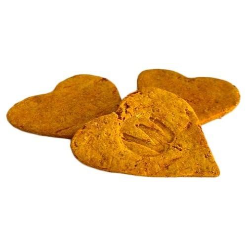 Galletas para perro Cookieswil sabor calabaza y cúrcuma