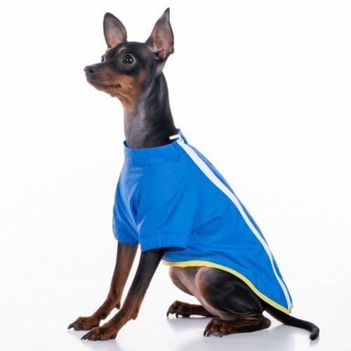 Canguro Samstag Rain para perros color Azul eléctrico