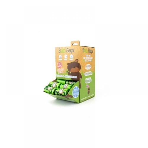 Pack de 960 bolsas higiénicas Becobags para perros olor Neutro