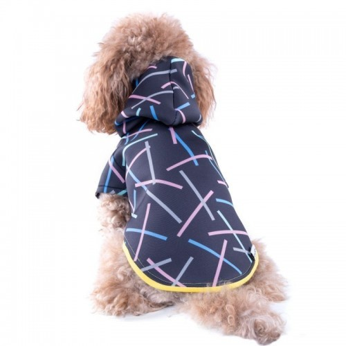 Suéter Chispa Neosticks para perros color Negro