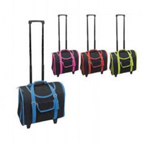 Bolso de transporte trolley con ruedas color Varios