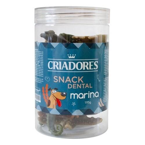 Snack dentales Criadores Marina