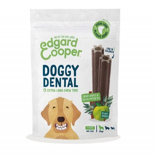 Edgard Cooper Doggy Dental manzana y eucalipto