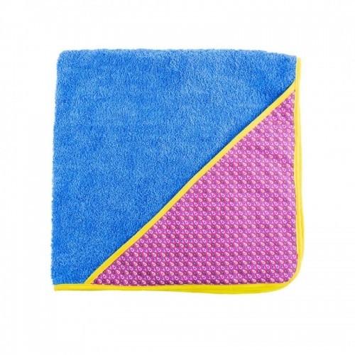 Capa de baño Mandy para perros color Azul