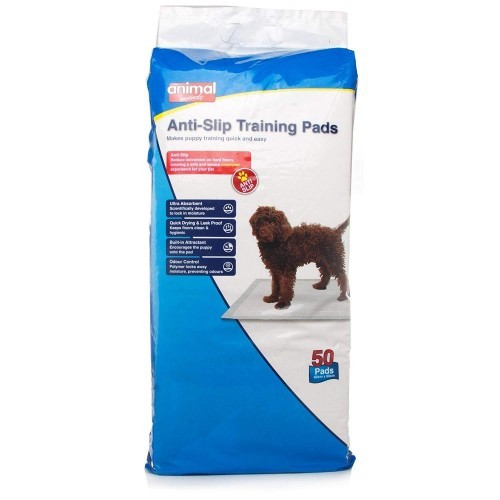 Empapadores antideslizantes entrenamiento para cachorros