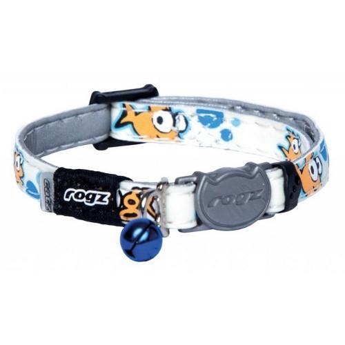 Collar para gatos modelo Glowcat color Goldfish