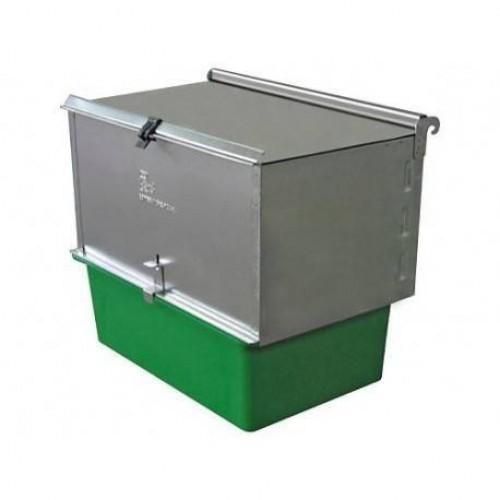 Nido de cuna exterior para roedores color Verde