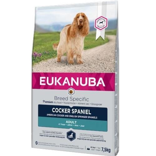 Eukanuba Especial Cocker Spaniel