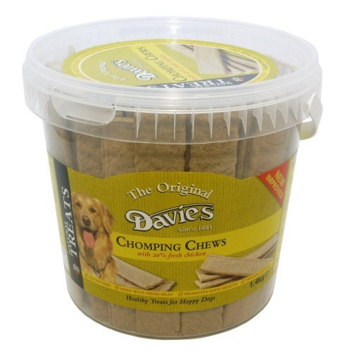 Snacks de pollo para perros sabor Natural