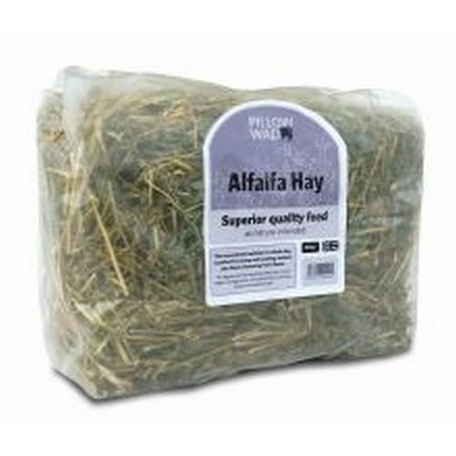 Heno Alfalfa sabor Natural