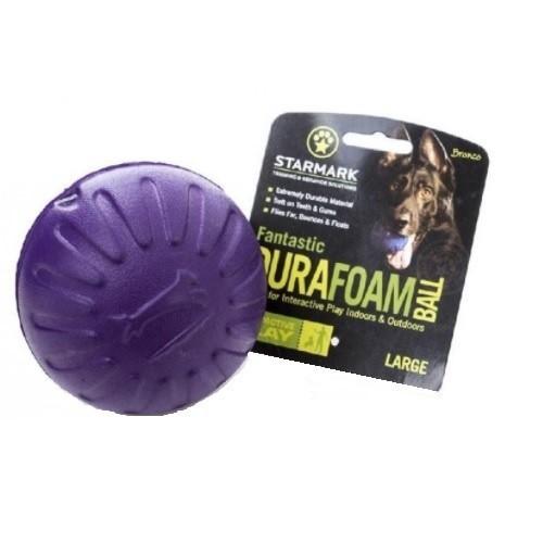 Pelota para perros color Púrpura