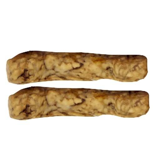 Snacks de hueso de ternera para perros sabor Natural