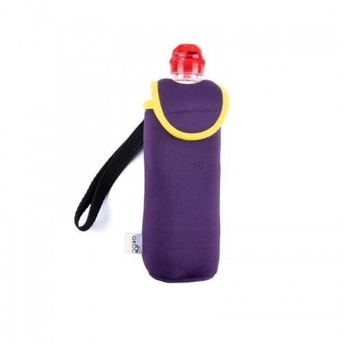 Funda de botella para perros Groc Groc Bowipi violeta